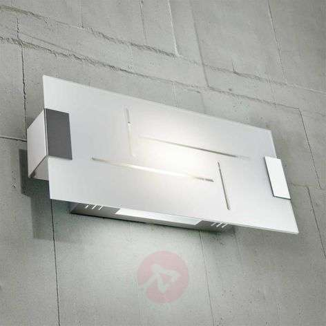 Lámpara de pared plana SQUARE 8200