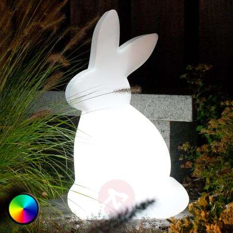 lámpara decor. LED Shining Rabbit para exterior-1004078-33