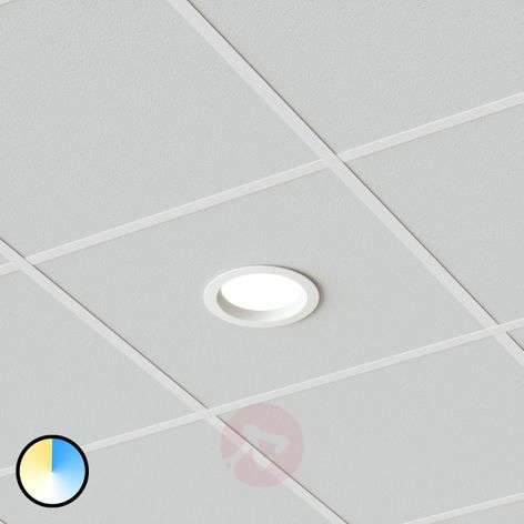 Lámpara empotrada LED 17,5W, 3 colores elegibles