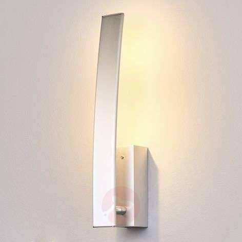 Lámpara LED de pared Xalu con interruptor
