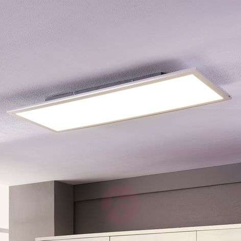 Lindby Livel panel LED, 4.000K, 80 cm x 30 cm