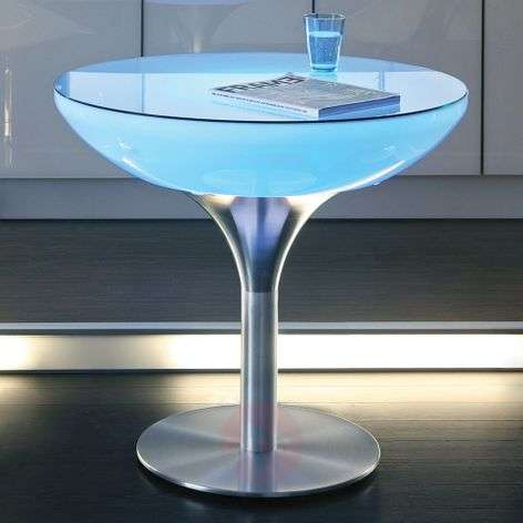 Lounge Table LED Pro de luz multicolor