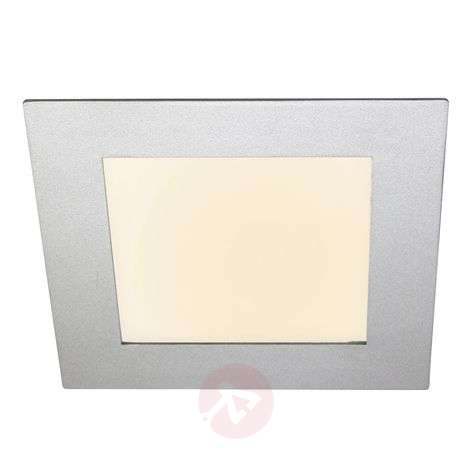 Panel inser. LED con tipo prot. IP44 Justus cuadr.