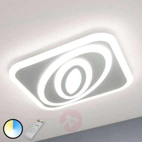 Plafón LED Magalie, color luminoso graduable-8032130-31