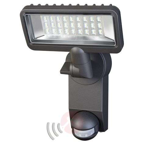 Reflector para ext. LED City con sensor de mov.