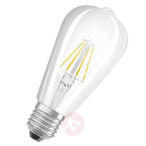 Rustika LED Retrofit E27 7 W 827 transparente