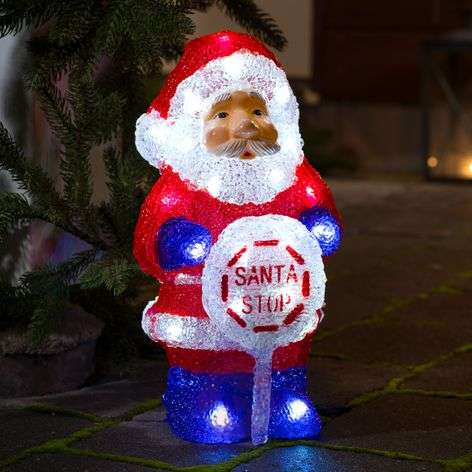 Santa Claus LED con temporizador integrado-5524591-31