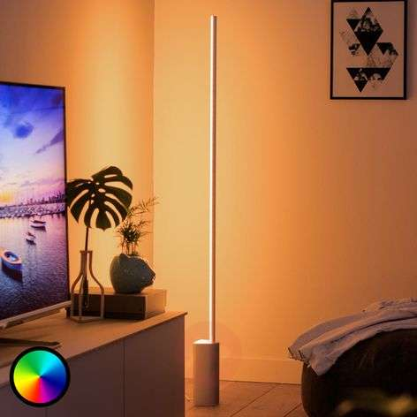 Signe lámpara de pie LED Philips Hue
