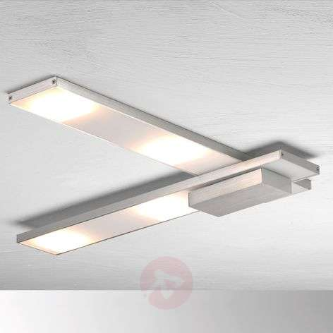 Sofisticada lámpara de techo LED Slight