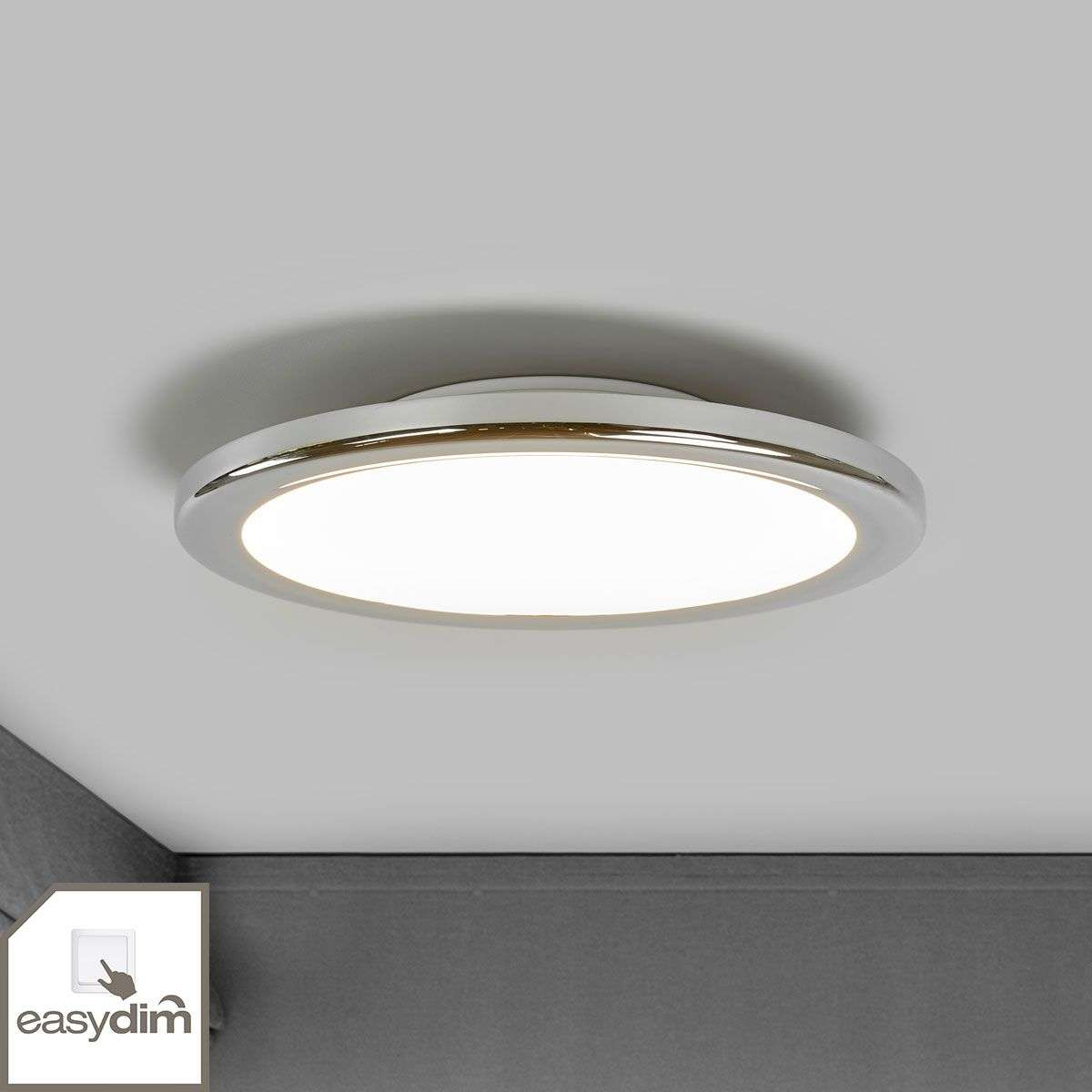 Compra l mpara led de techo neptuno redonda con easydim for Lamparas led interior