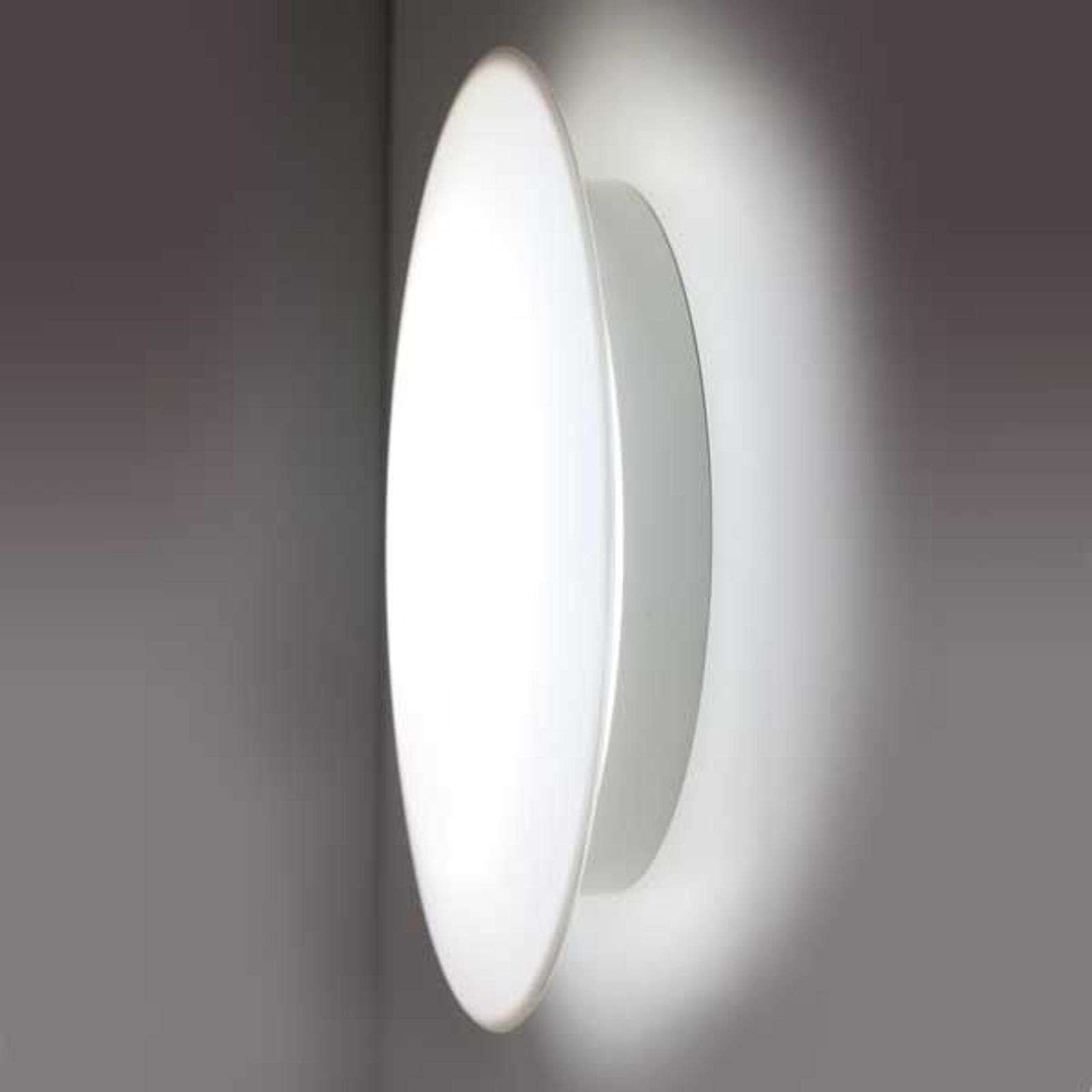 Lámpara LED SUN 3 futurista, color blanco, 18W 3K
