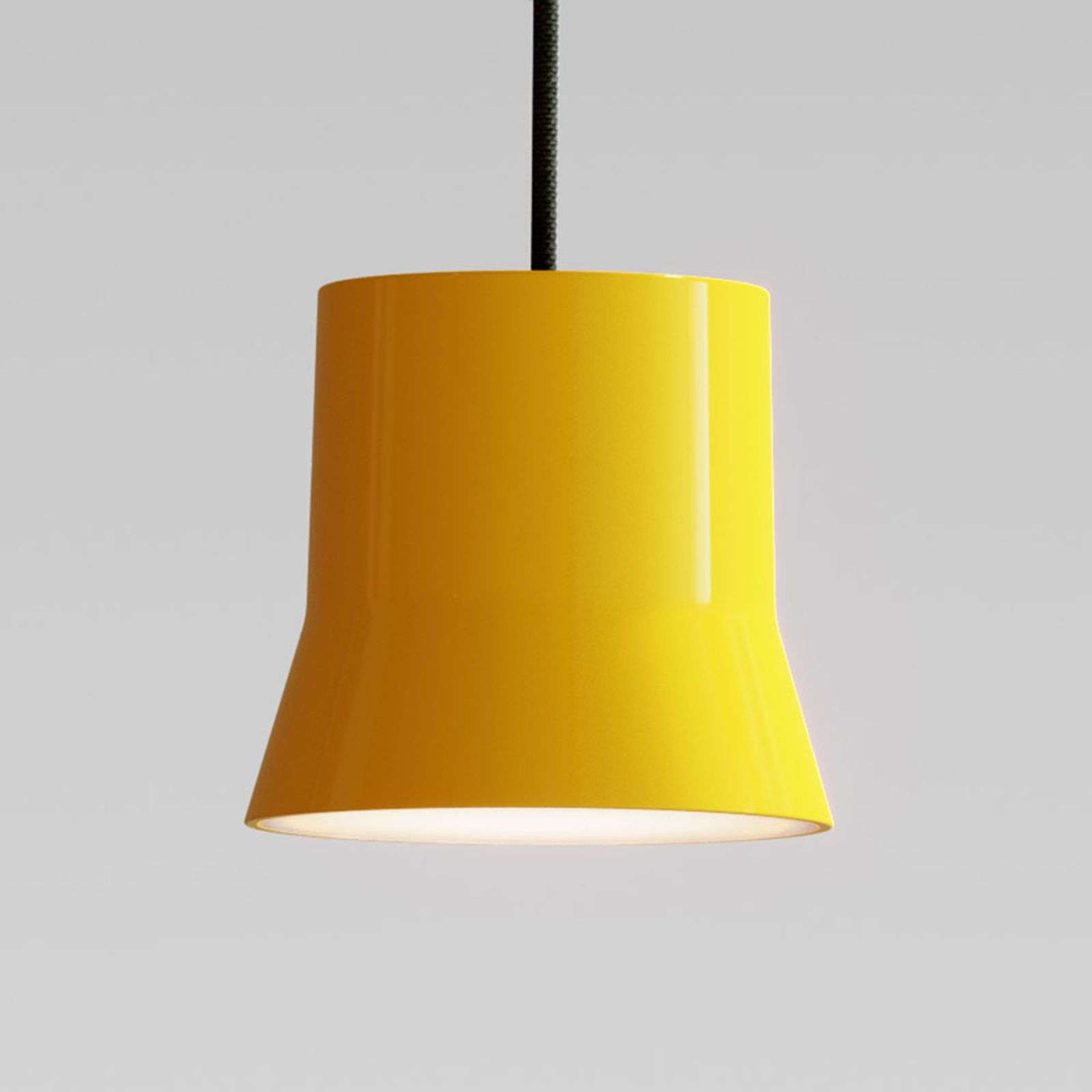 Artemide GIO.light lámpara colgante LED, amarilla