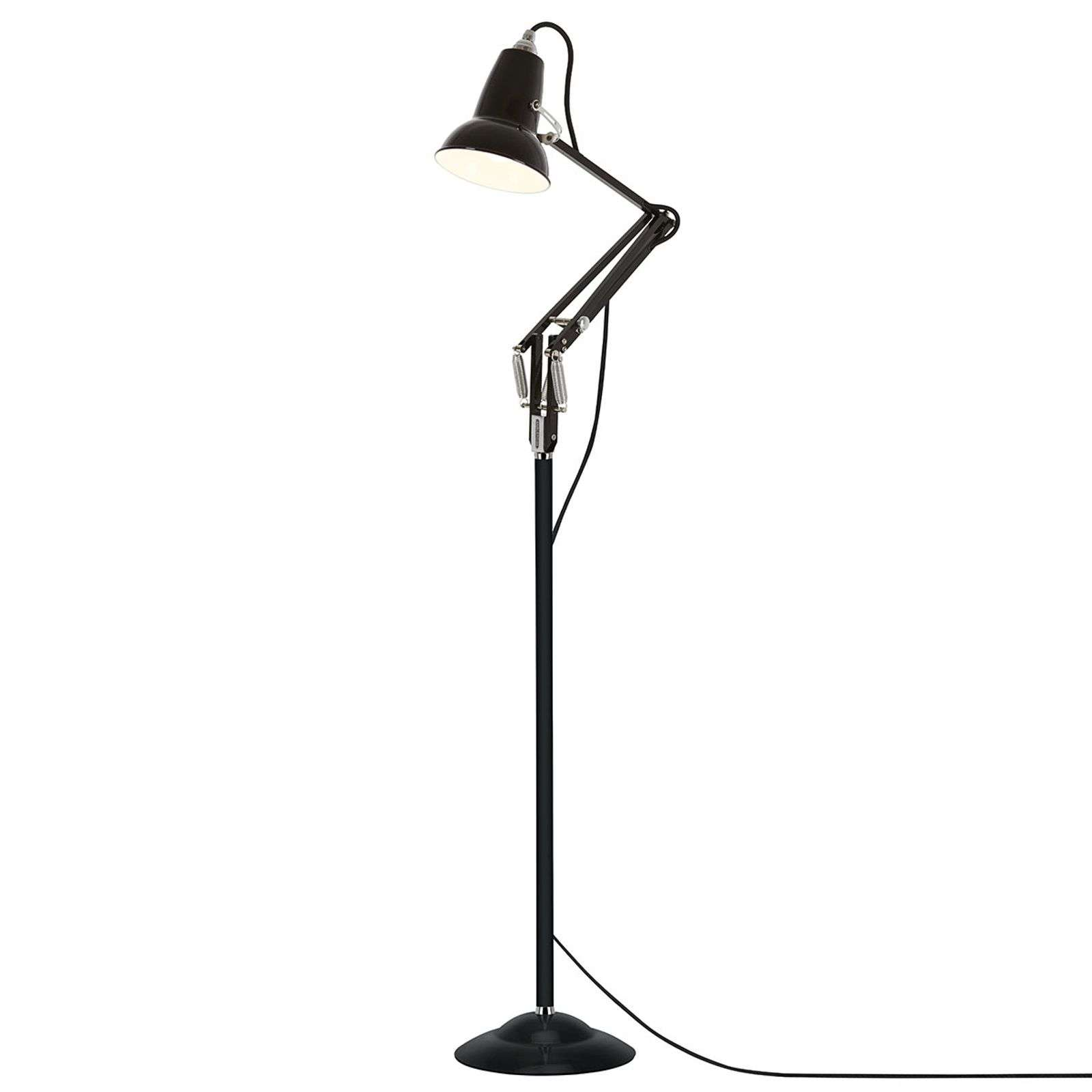 Anglepoise Original 1227 Mini lámpara de pie negra