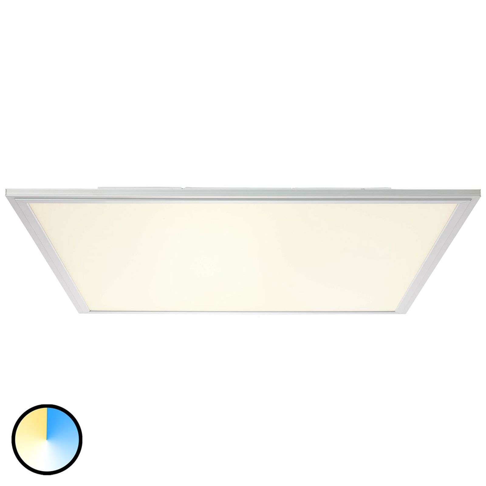 Brilliant WiZ lámpara LED de techo Flat - 60 cm