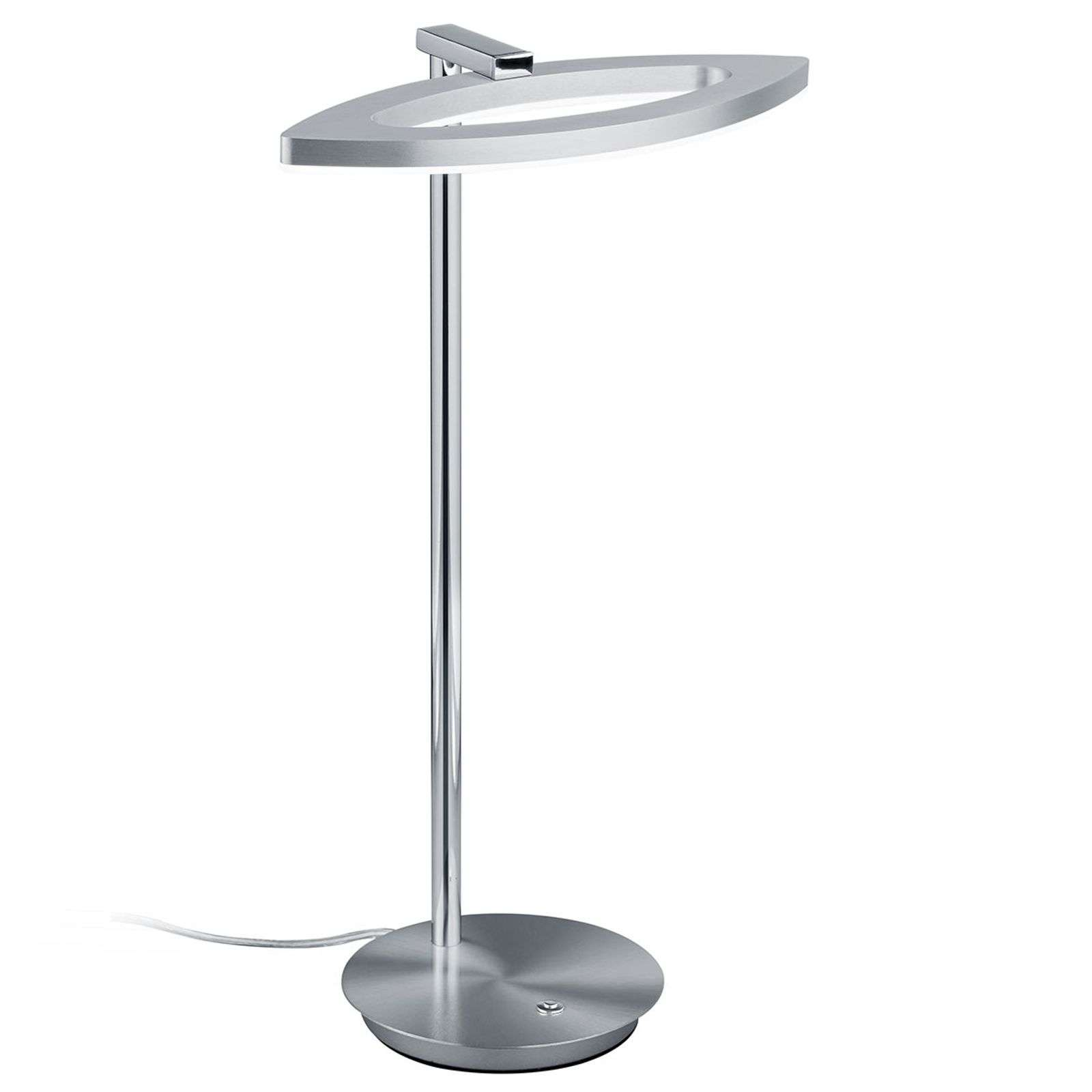 Lámpara de mesa LED River atenuable, moderna