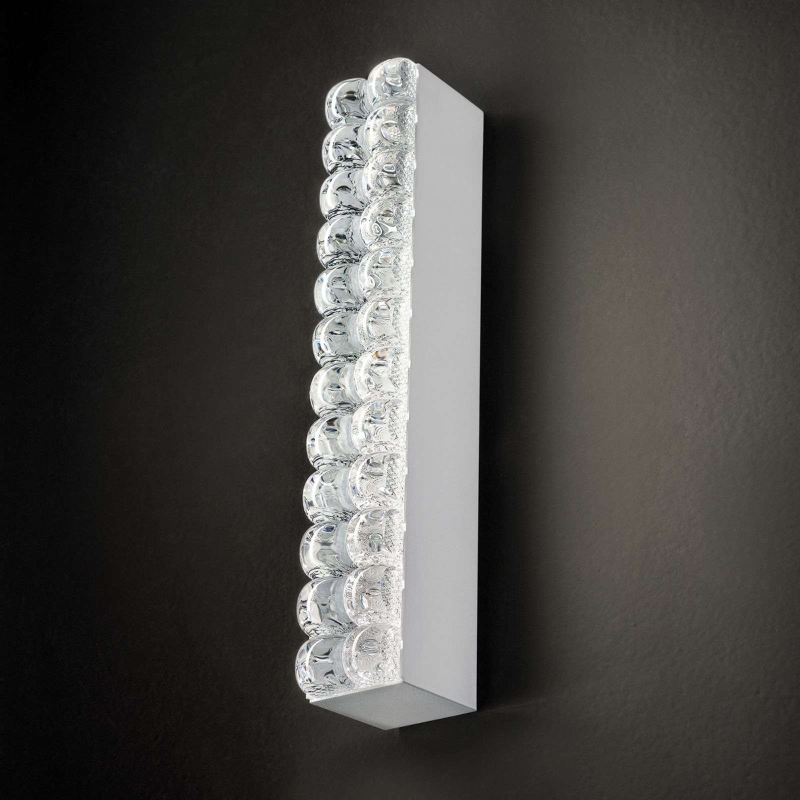 Fabulosa lámpara de pared LED Roma 4,5-24,5