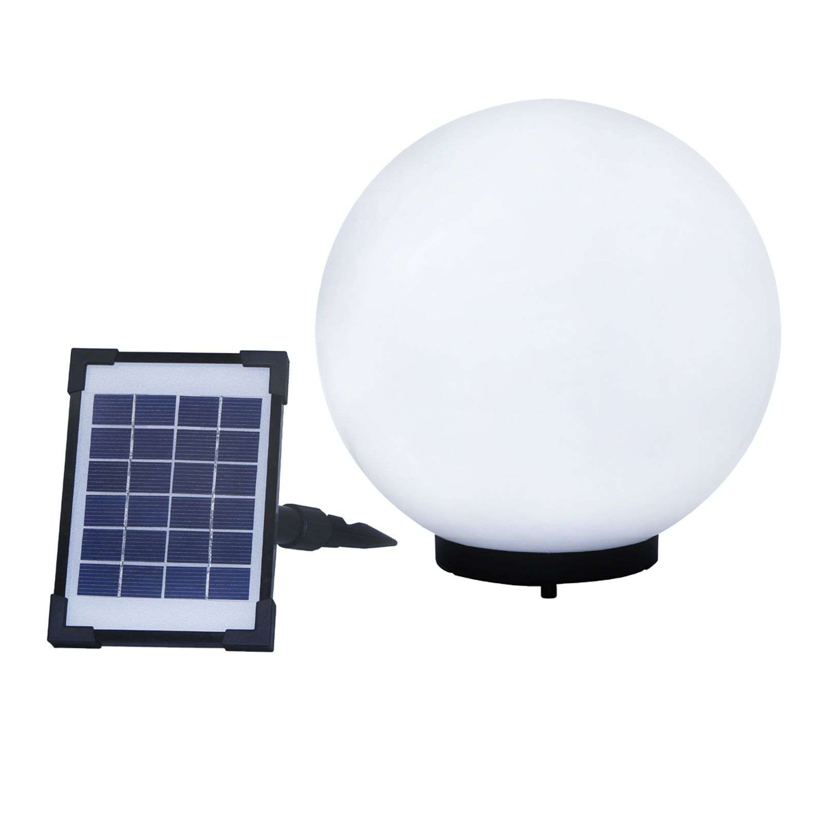 Lámpara esférica solar decorativa Mega Ball 30 cm