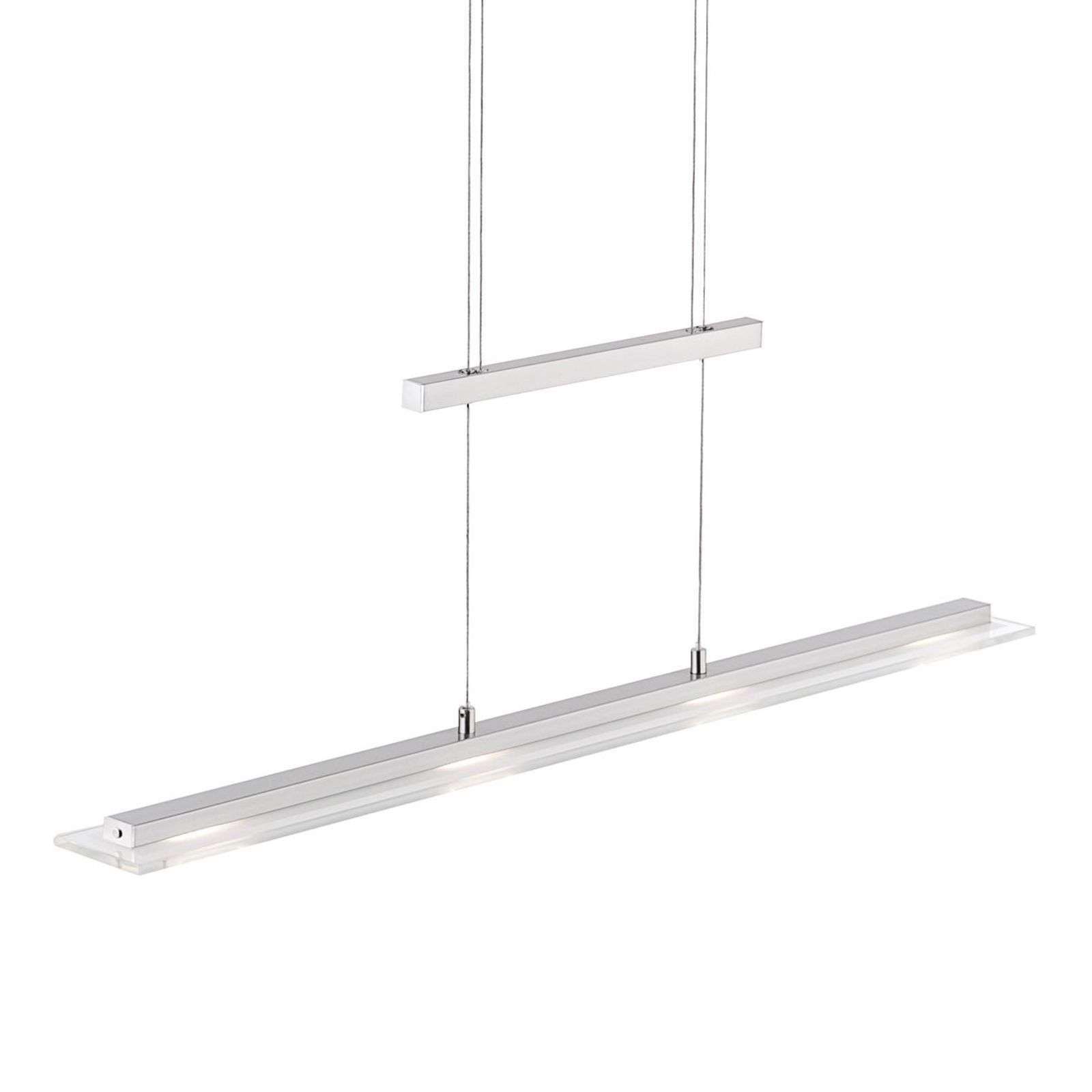 Lámpara colgante LED Tenso tunable white, 64 cm
