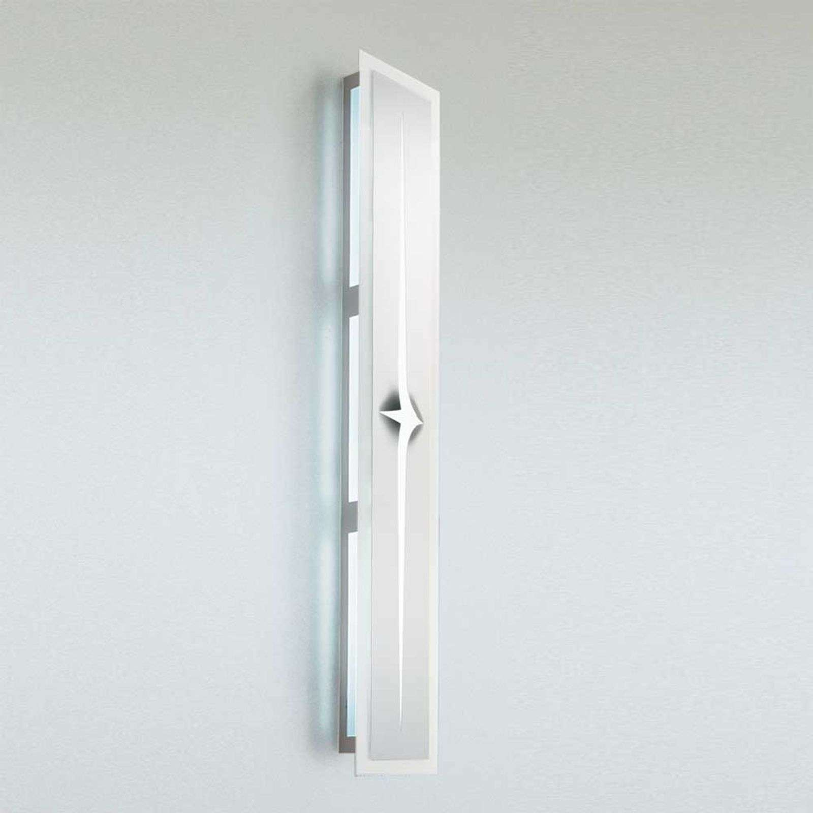 Lámpara de pared creativa CROSS 8195 gris-blanco