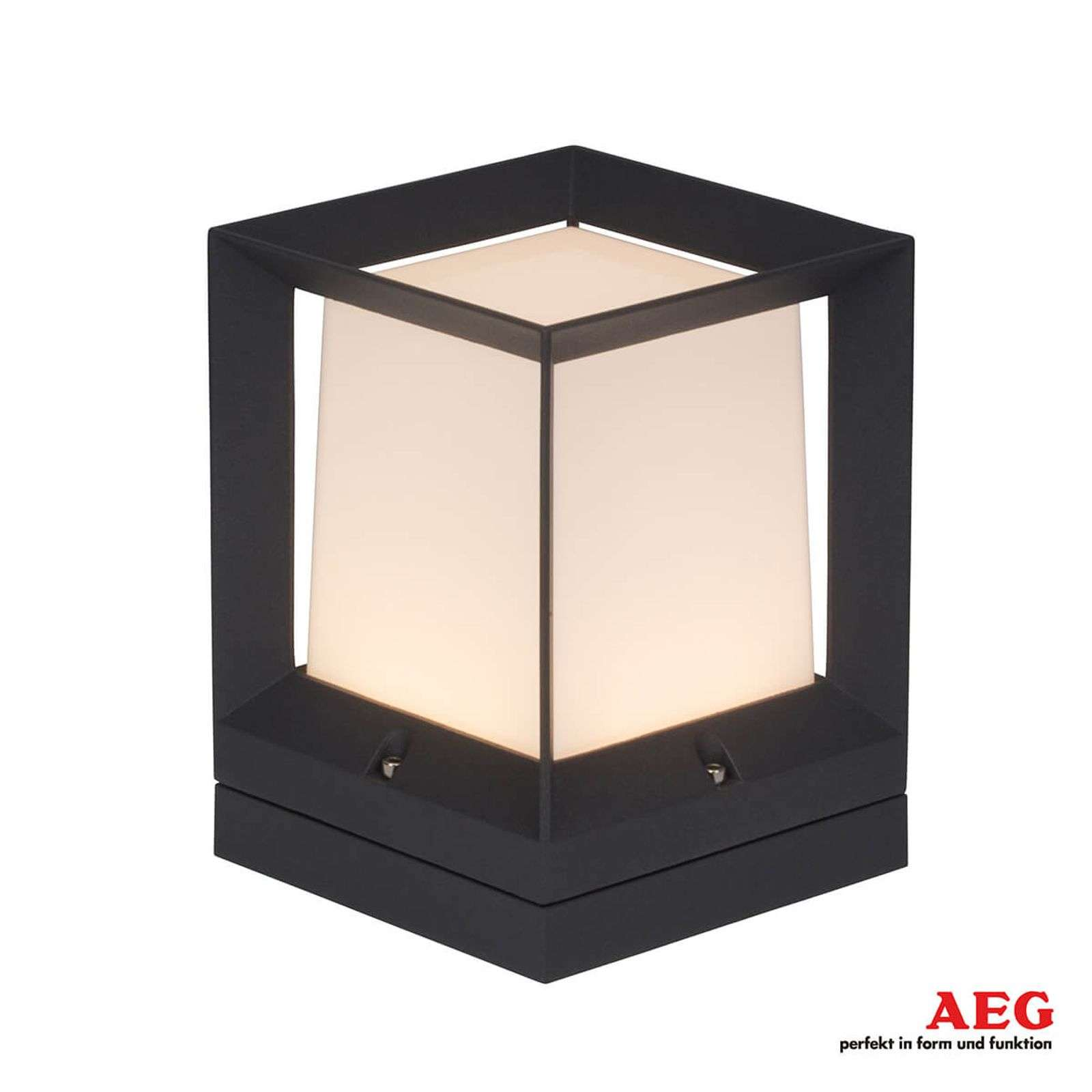 Farola LED Cubo angular