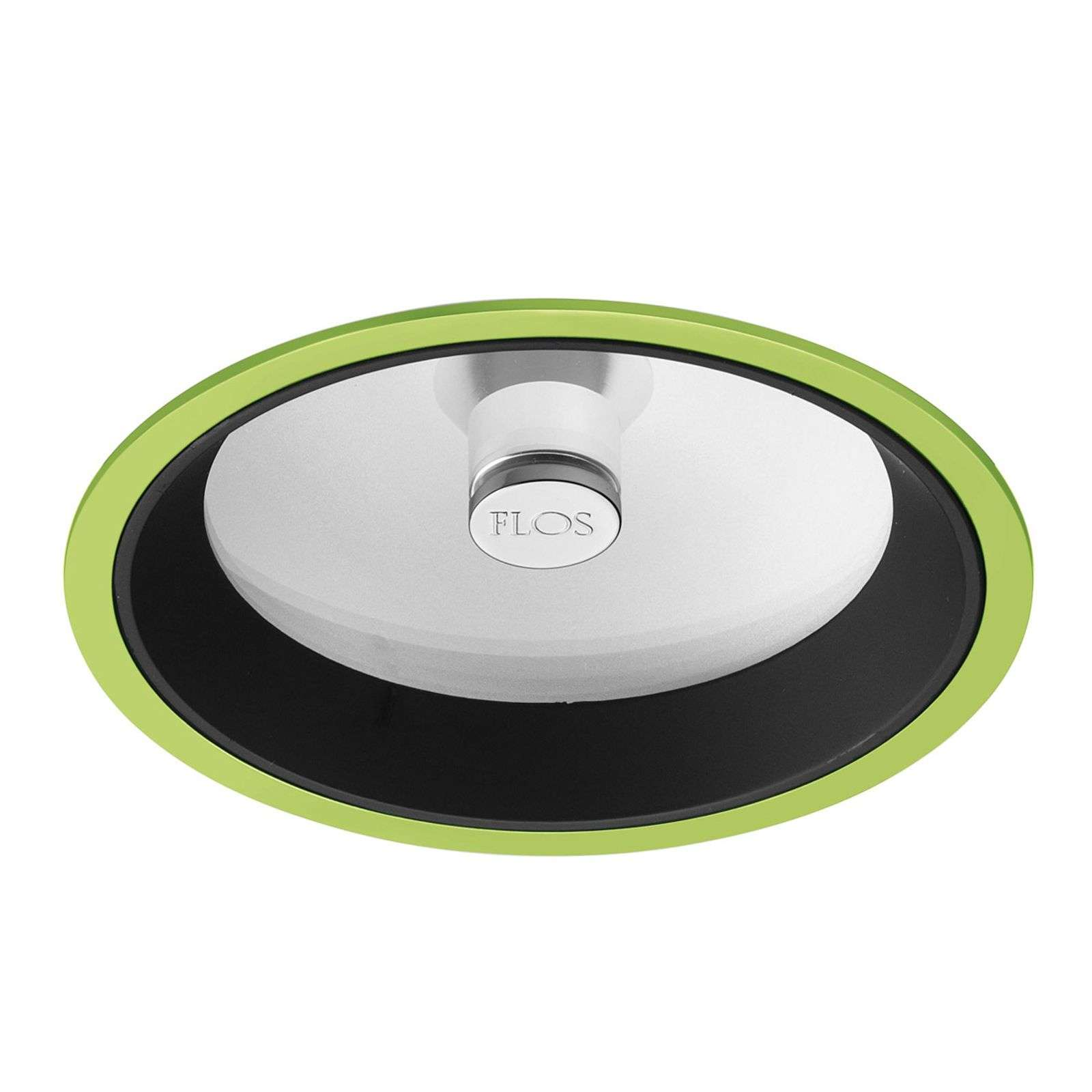 Downlight Wan de FLOS, verde