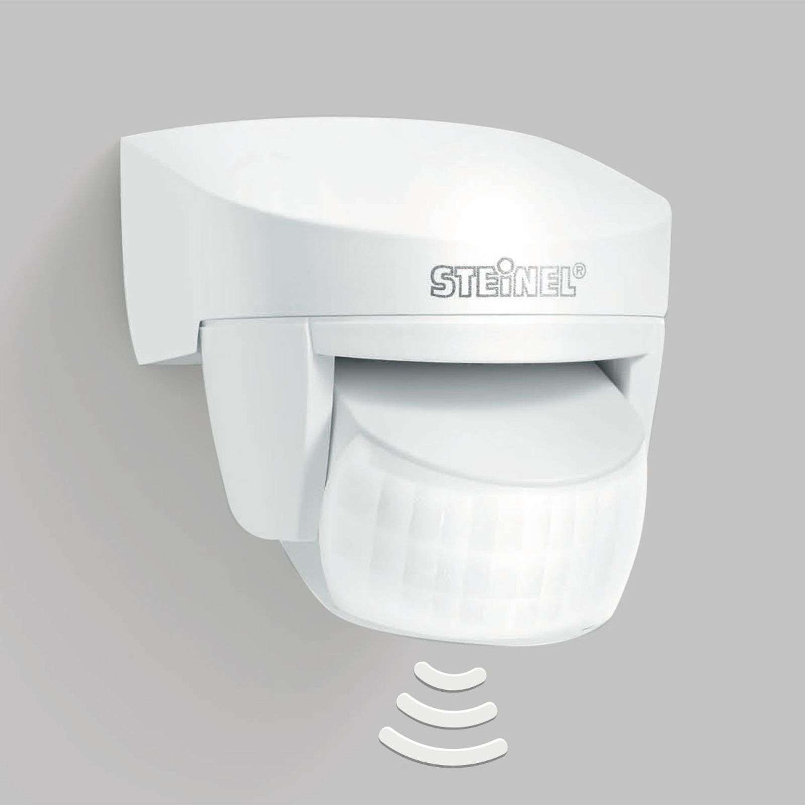 STEINEL IS 140-2 Smart Friends Sensor blanco