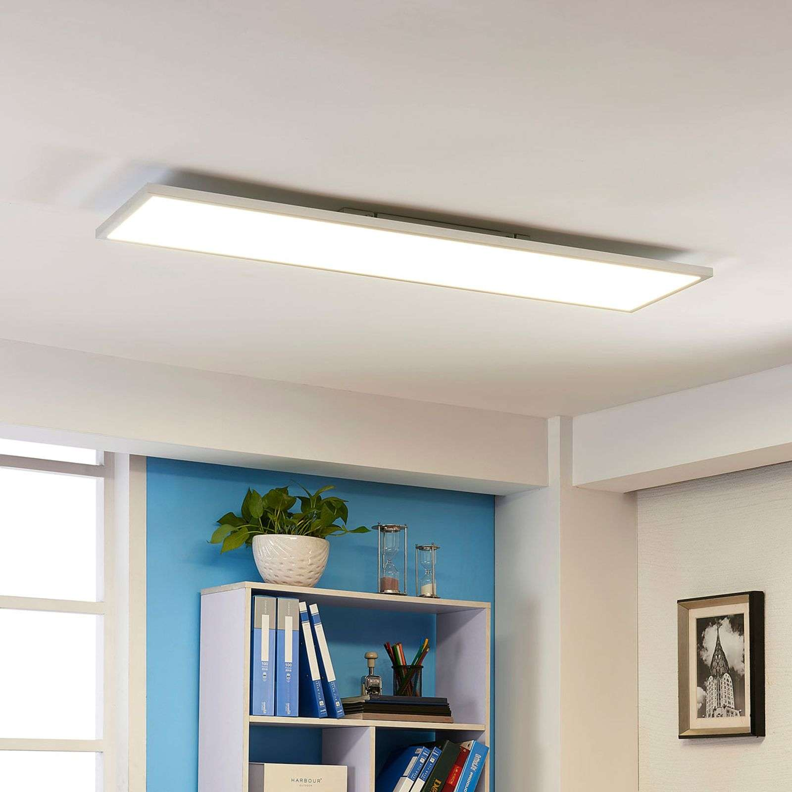 Panel de techo LED Arthur, blanco universal 40 W