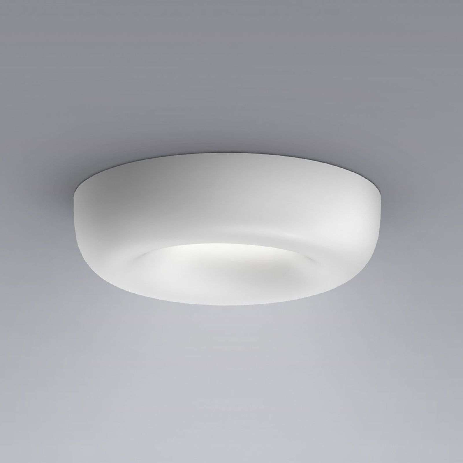 serien.lighting Cavity Recessed S, blanco