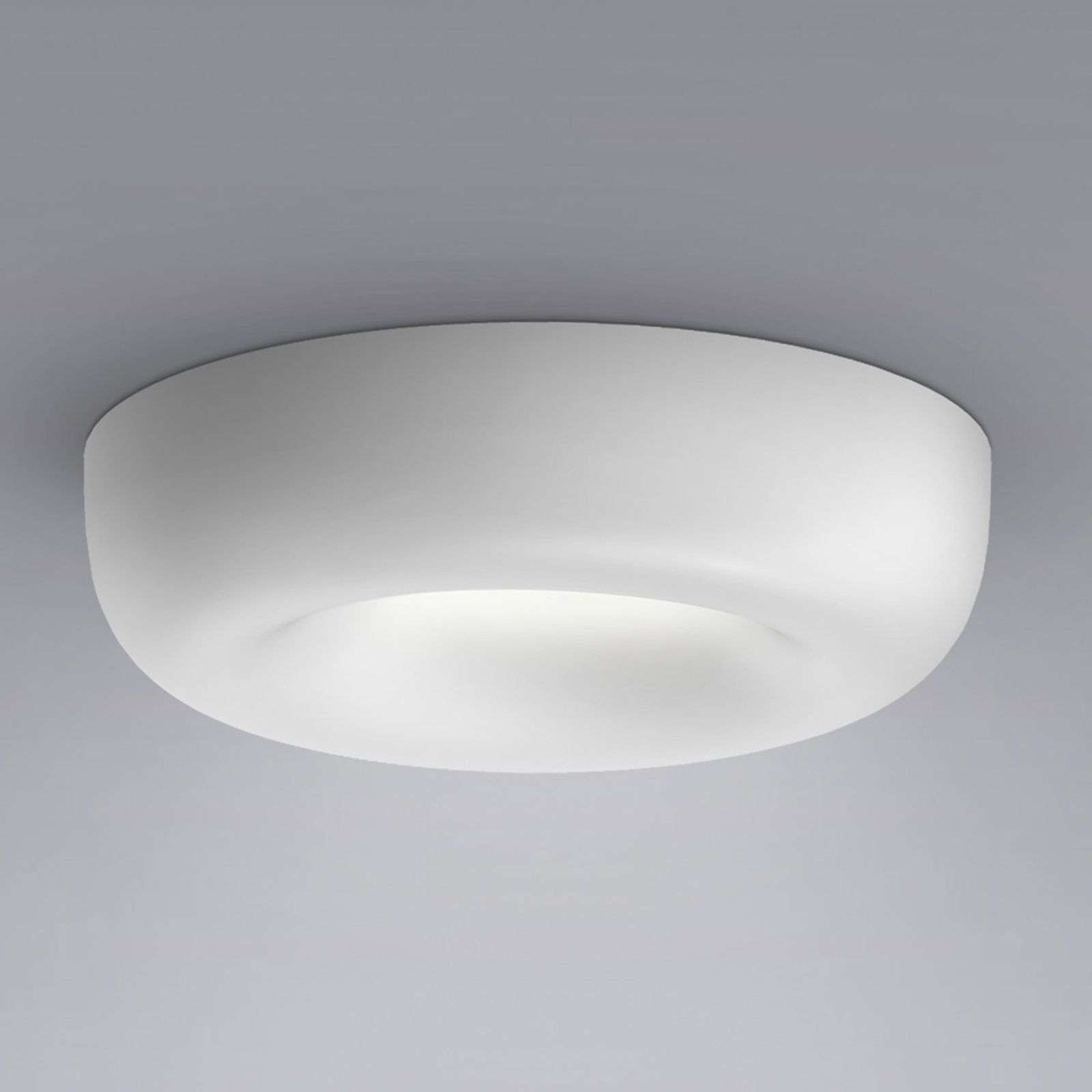 serien.lighting Cavity Recessed L, blanco