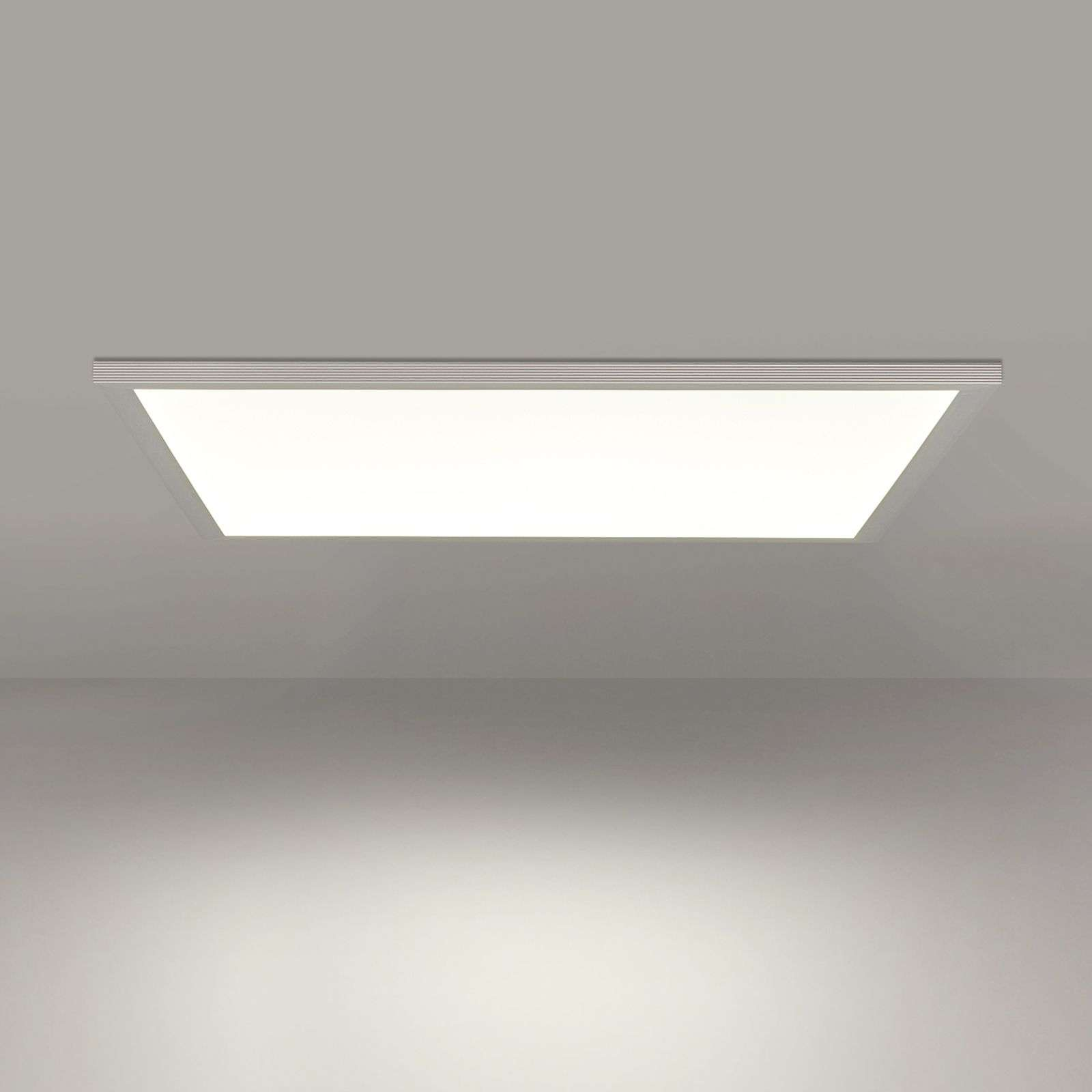 Panel LED All-in-One cuadrado atenuable 5.300 K