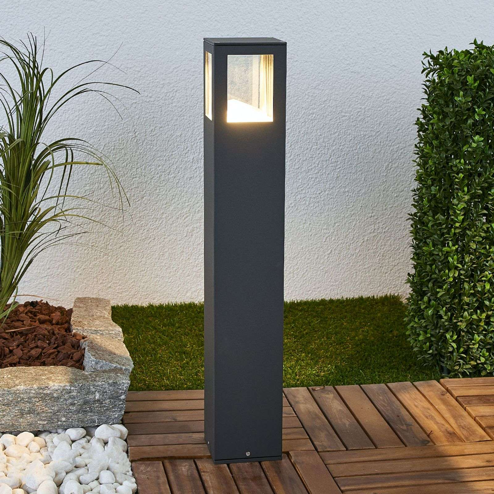 Baliza LED Nicola rectangular, IP54