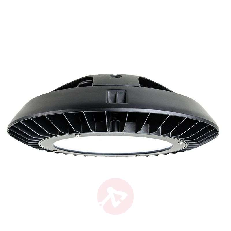 Image of Disc-shaped LED hall spotlight Space, 100 W