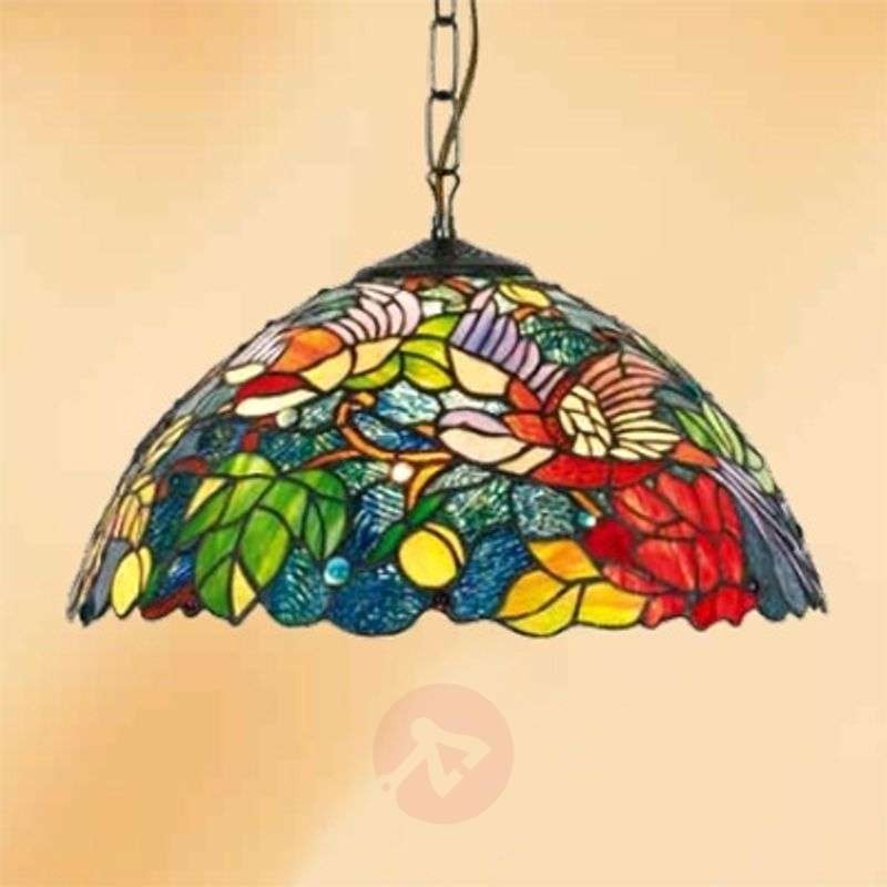 Image of Attractive hanging light Sienna, 1-bulb