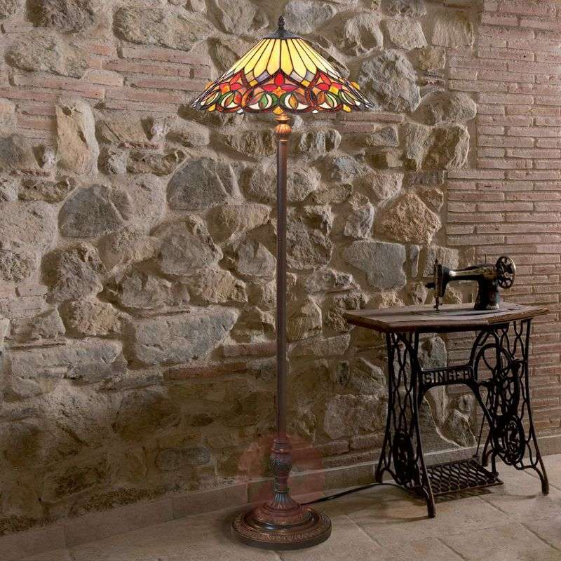 Image of Appealingly-designed floor lamp Anni