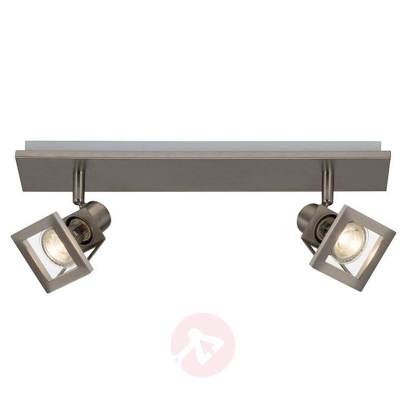 Image of 2-bulb Frame LED ceiling light