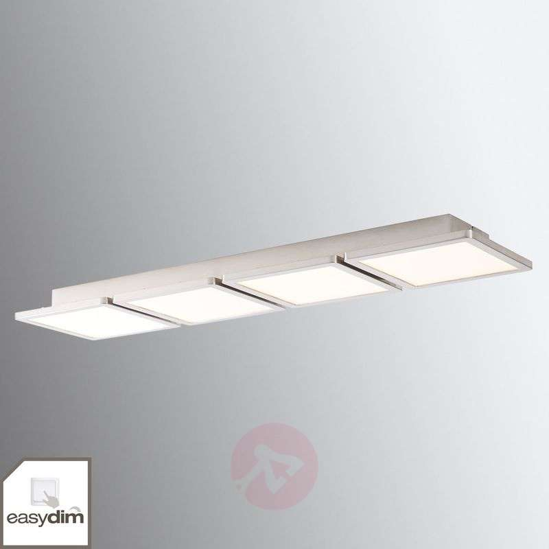Image of 4-bulb easydim ceiling light Scope with LEDs