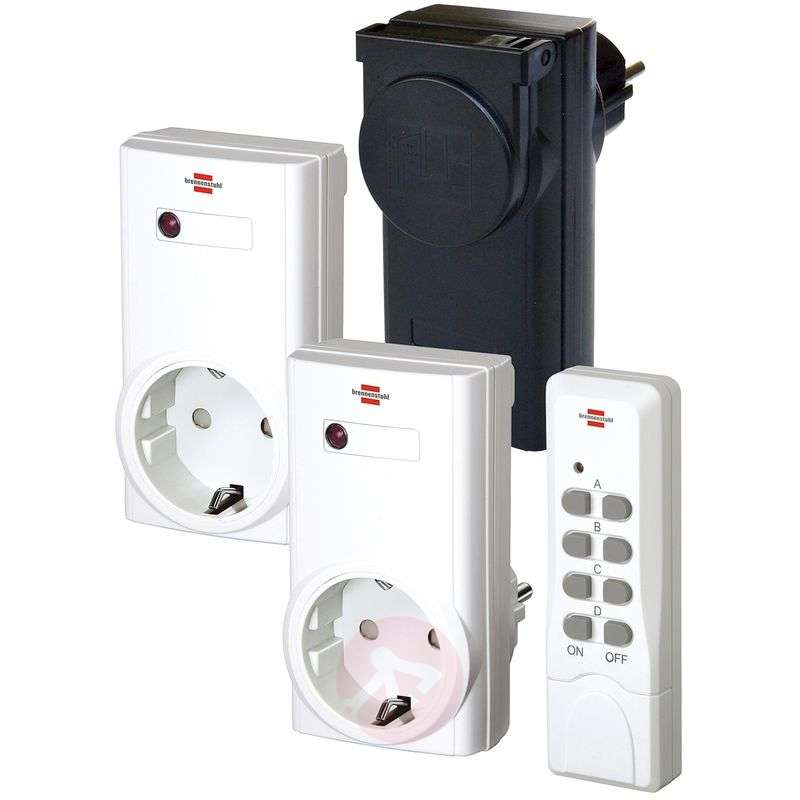 Image of Innovative RCS 2044N Comfort remote switch set