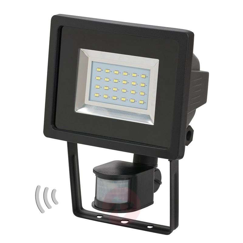 Image of L DN 2405 SMD-LED spotlight with MD, black