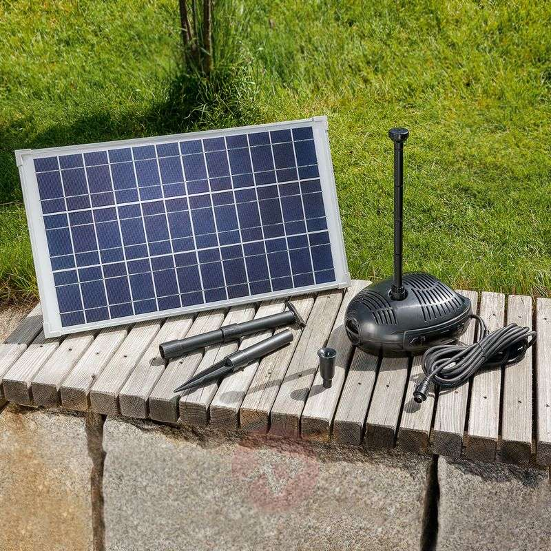 Pump system Roma solar powered Review thumbnail