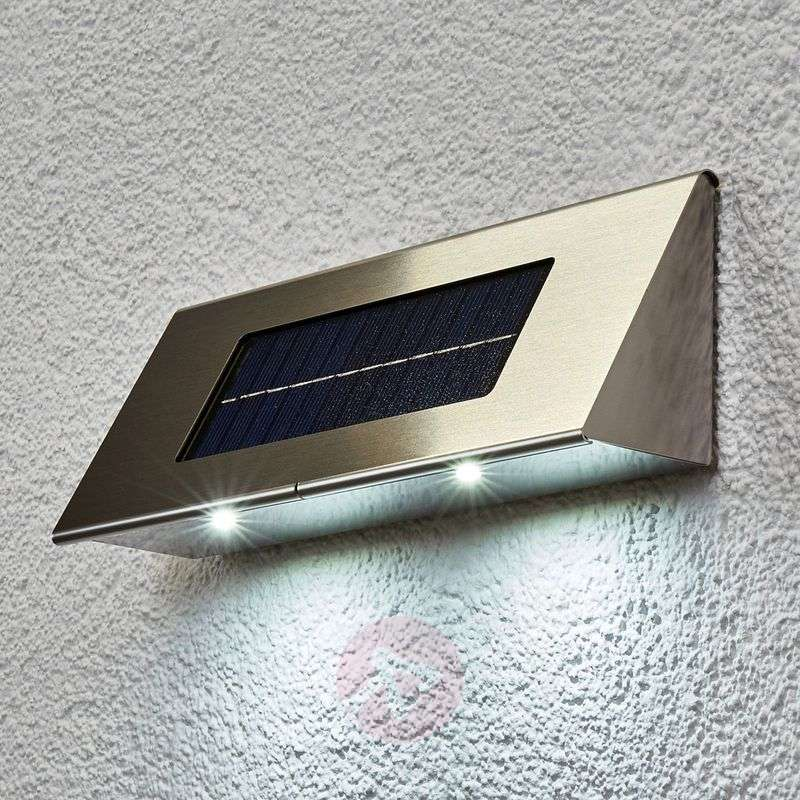 Profi I-K - solar wall light stainless steel Review thumbnail