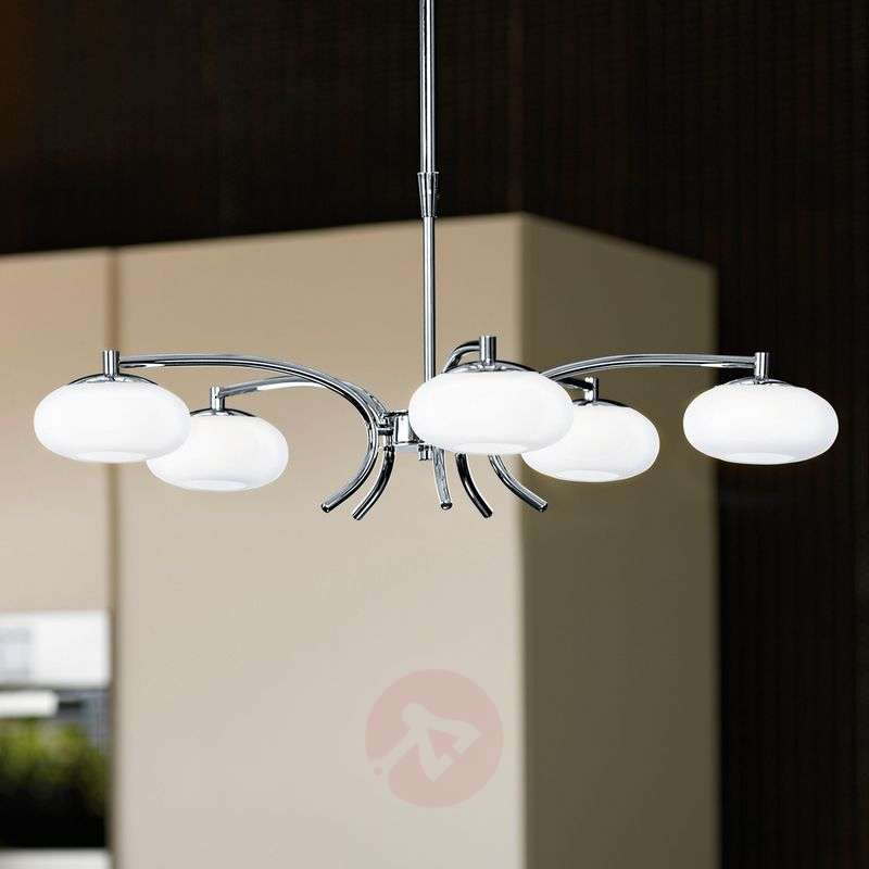 Aleandro LED Pendant Lamp with Pulley- 5 Lamp Review thumbnail