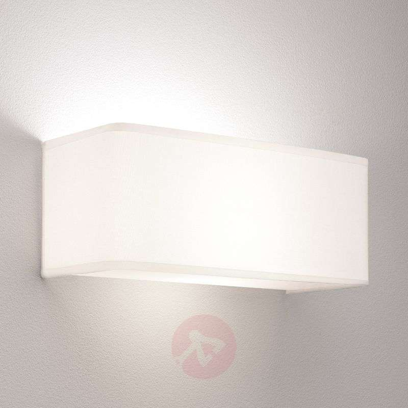 Image of Ashino Wide Wall Light Elegant