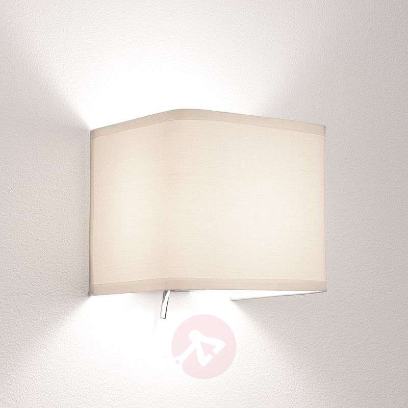 Image of Ashino Wall Light with Switch Stylish