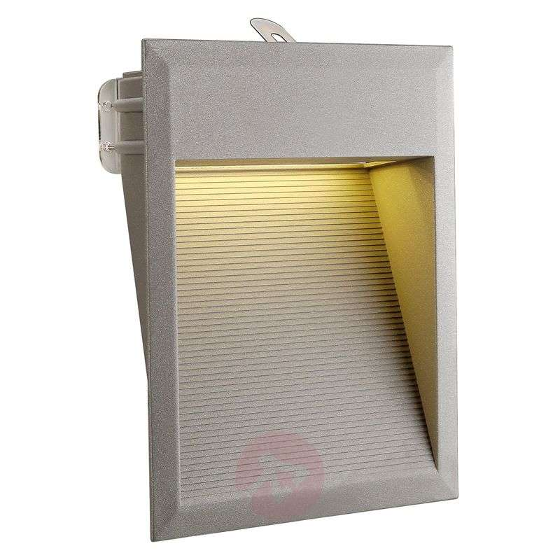Downunder LED 27 Grey Recessed Outdoor Lamp, WW